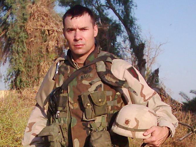 Lt. Col. John Nagl (Ret.)
